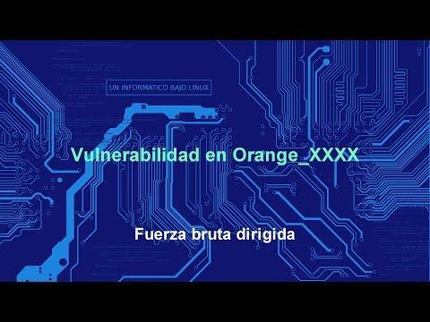 Xxx Mp4 Sacar Clave De Redes Orange XXXX Un Informático Bajo Linux 3gp Sex