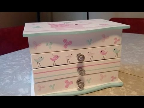Elephant Jewelry Box Review