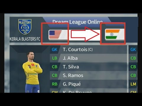 Dream League Soccer Online Country Flag Change On Multiplayer