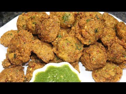 Iftar mai Banaye Crispy and Crunchy Moong Dal ke Pakode | Ramzan Special