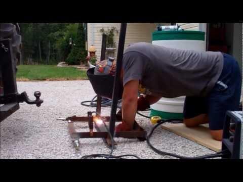 DIY 35 Gallon Yard and Garden Sprayer for Under $100