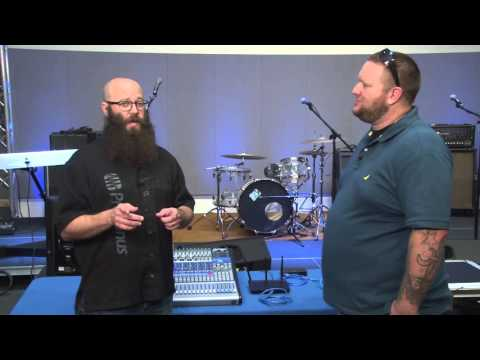 StudioLive AI & RM AVB Stage Box Setup Overview