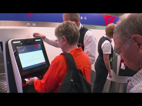 Delta Introduces Self-Service Luggage Drop At MSP