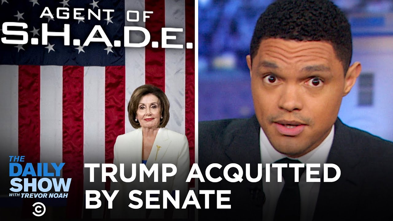 Trump Acquitted in Impeachment Trial & SOTU Fallout | The Daily Show