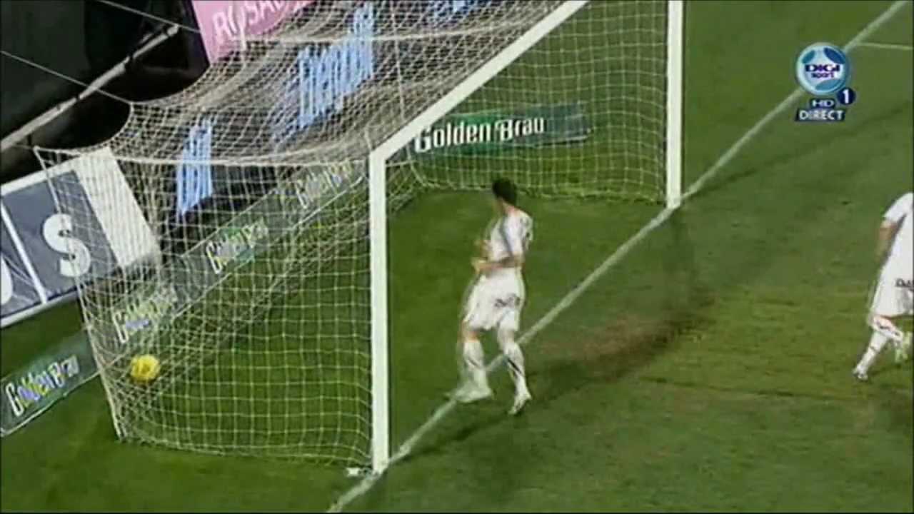 CFR Cluj - Rapid 0-5 , 7 aprilie 2012