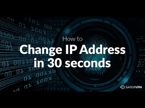 How To Hide IP address/Change IP Address on Windows 8 (Get A New Public IP Address!!)