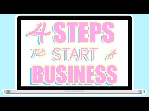 HOW TO START A BUSINESS LEGALLY; Just 4 STEPS Ι TaraLee