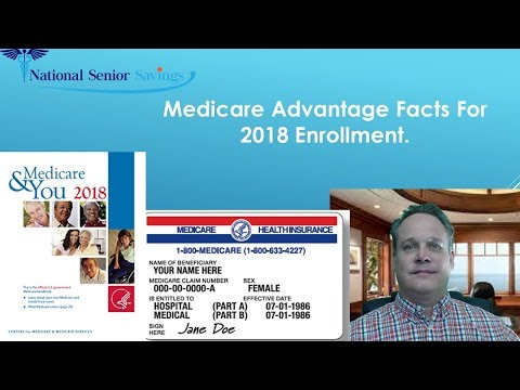 Medicare Advantage Enrollment Time 2018- Two plans you must know.