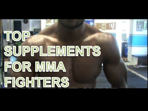 Top 3 Supplements For MMA and Combat Fighters