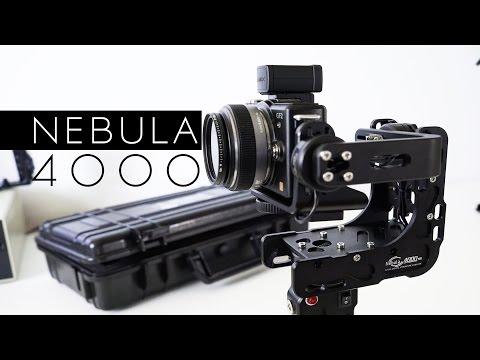 Nebula 4000 3 Axis Camera Gimbal Review