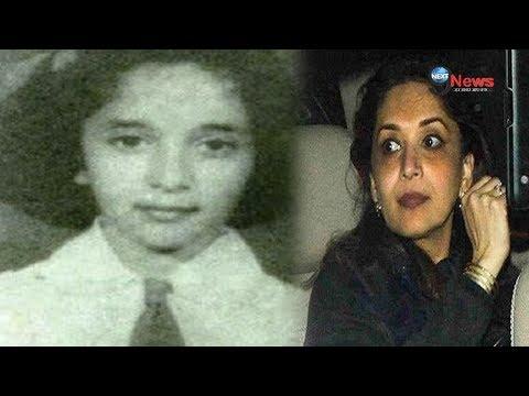 Xxx Mp4 बचपन में ऐसी दिखती थी माधुरी दीक्षित 50 की उम्र में हुआ ऐसा हाल Madhuri Dixit At Her Childhood 3gp Sex