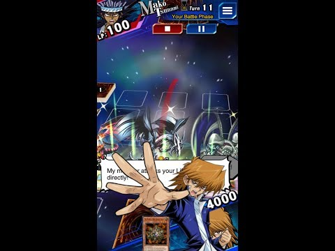 Yugioh Duel Links - Summon 3 types of Red-Eyes!