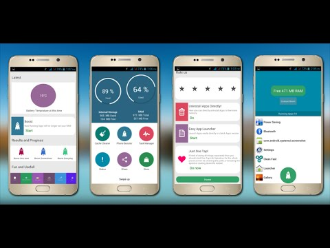 Clean Fast (Speed Boost+Saver) Android App