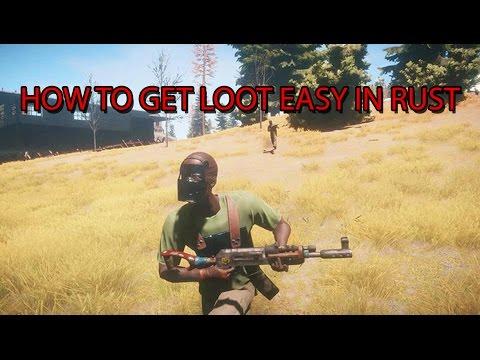Easiest raid ever (RUST) [60 FPS]
