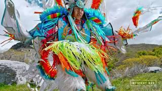 Native American Fancy War Dance / 4K HDR 1000fps