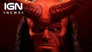 Hellboy Reveals Brand New Poster, Plus Trailer Debut Date - IGN News
