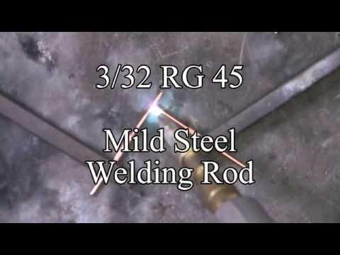 Oxygen Acetylene Fuse welding