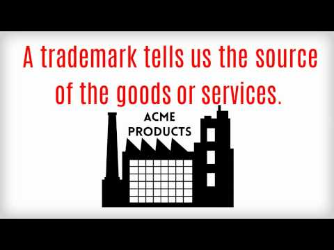 What's the difference between a Trademark and a Patent?