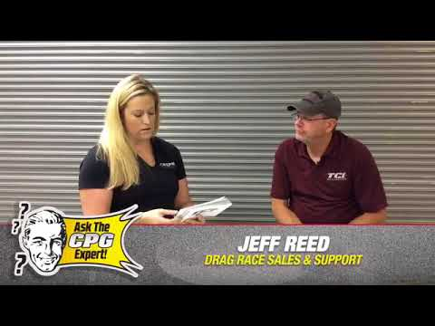Ask A CPG Expert w/ TCI's Drivetrain Expert Jeff Reed