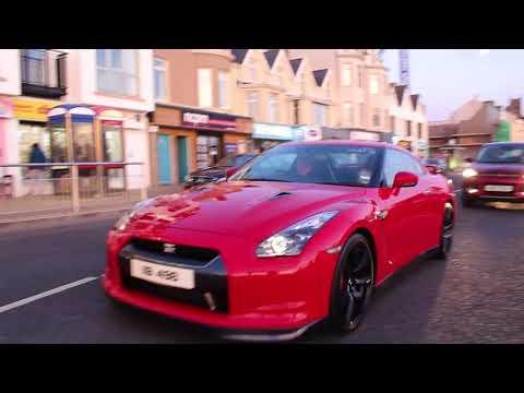 Portrush Air Show Weekend Car Spotting 2017
