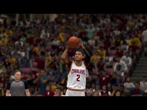 NBA 2K13 - Kyrie Strikes Again