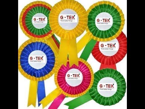 How To Make, Ribbon Badge, Sewing Machine,award ribbon badge making machine, gohilsew