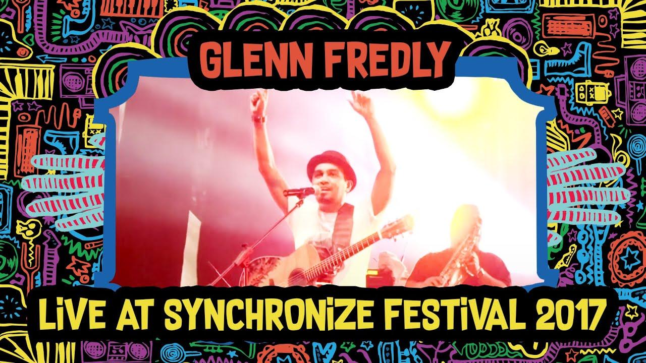 Download Glenn Fredly LIVE @ Synchronize Fest 2017 MP3 Gratis