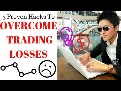 DEALING WITH TRADING LOSSES AND LOSING STREAK | Karen Trading Tips EP.2