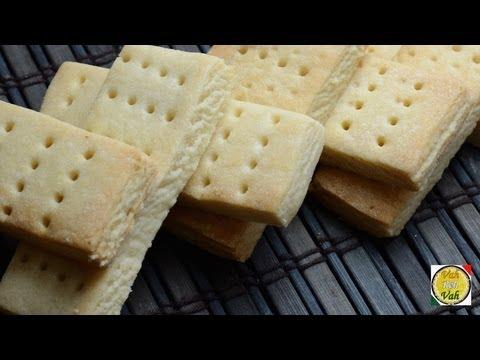 Scottish Shortbread Cookies  - By Vahchef @ vahrehvah.com