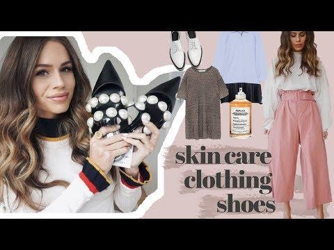 Spring Try-On Haul   Zara + Topshop + Beauty