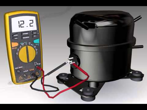 Testing a Compressor