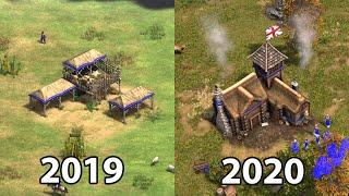 Age of Empires 2 DE vs Age of Empires 3 DE
