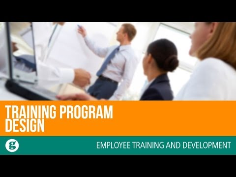Training Program Design