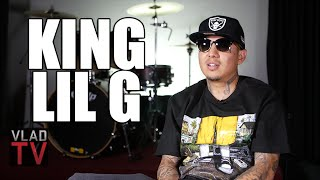 King Lil G on Being Cool With Trump