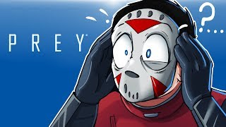 PREY - MY MIND IS BLOWN! (I left the ship!) Episode 11