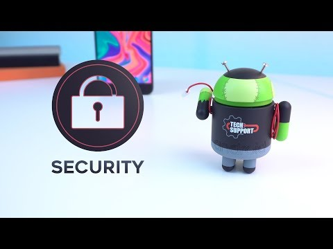 5 Great Ways to Protect your Android Device!