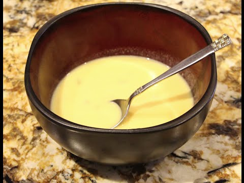 SOUP/HOME MADE CHEDDAR CHEESE SOUP RECIPE/CHERYLS HOME COOKING/ EPISODE 266