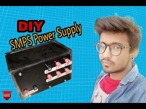 How to make simple separated DC voltage regulator 5v,6v,,9v,12v,15v etc.. easy to make at home