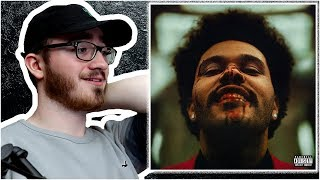 """The Weeknd """"After Hours"""" - ALBUM REACTION/REVIEW"""