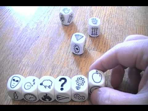 Rory's Story Cubes: Simple Story