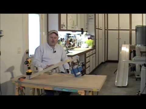 Make a Wine Barrel Table - Part I
