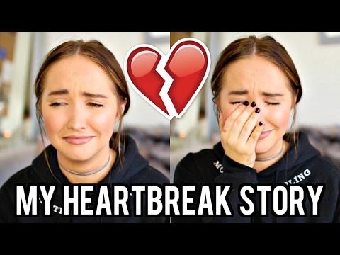 My Heartbreak Story! How To Get Over a Break Up | Kenzie Elizabeth