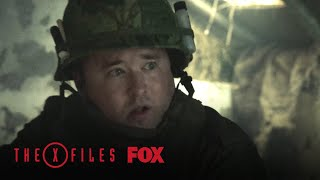 John James Fights In The War | Season 11 Ep. 6 | THE X-FILES