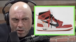 Joe Rogan is Annoyed by Off-White Shoe Trend