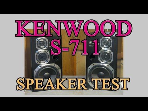 Kenwood S-711 3-way Speakers - eBay item - hardluckcharlie - eBay ID