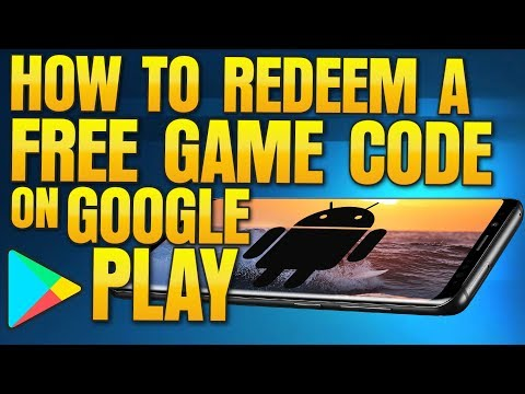 How to Redeem Free Code on Google Play (Android Game Key)