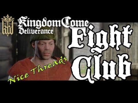 Kingdom Come Deliverance FIGHT CLUB