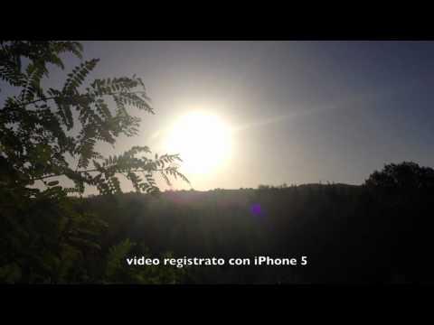 iPhone 5 vs iPhone 4S : confronto registrazione video in HD
