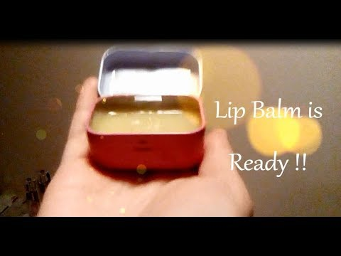 Cacao Butter Lip Balm with Ginger - All natural!