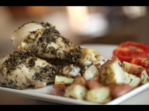 Beth's Toaster Oven Dinner | ENTERTAINING WITH BETH (CONTEST CLOSED)